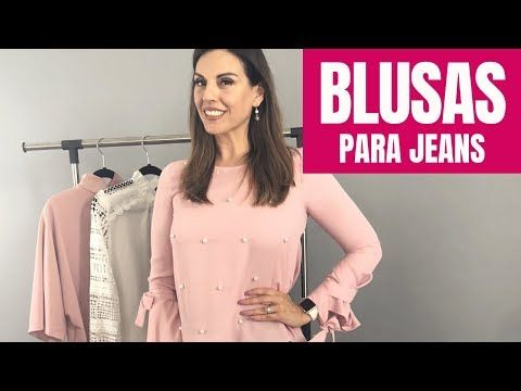 1df743902f Blusas para Jeans - Haul de SheIn - YouTube | Video moda in 2019 ...