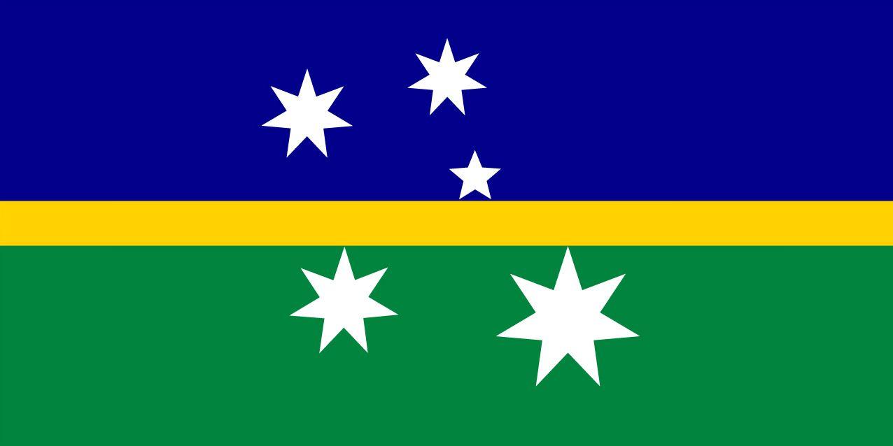 New Australian Flag Design proposal Evolutionary Approach Standard ...