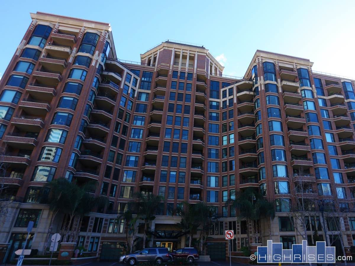 CityFront Terrace Condos of San Diego | 500 W. Harbor ...