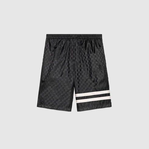 5e1008dbbf GUCCI Gg Nylon Swim Short. #gucci #cloth #men's shorts | Gucci Men ...