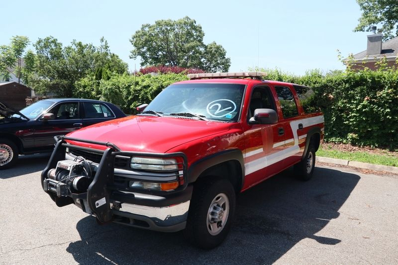 2001 Chevrolet Suburban Engine 6 0l V8 Sfi Body Suv 4d