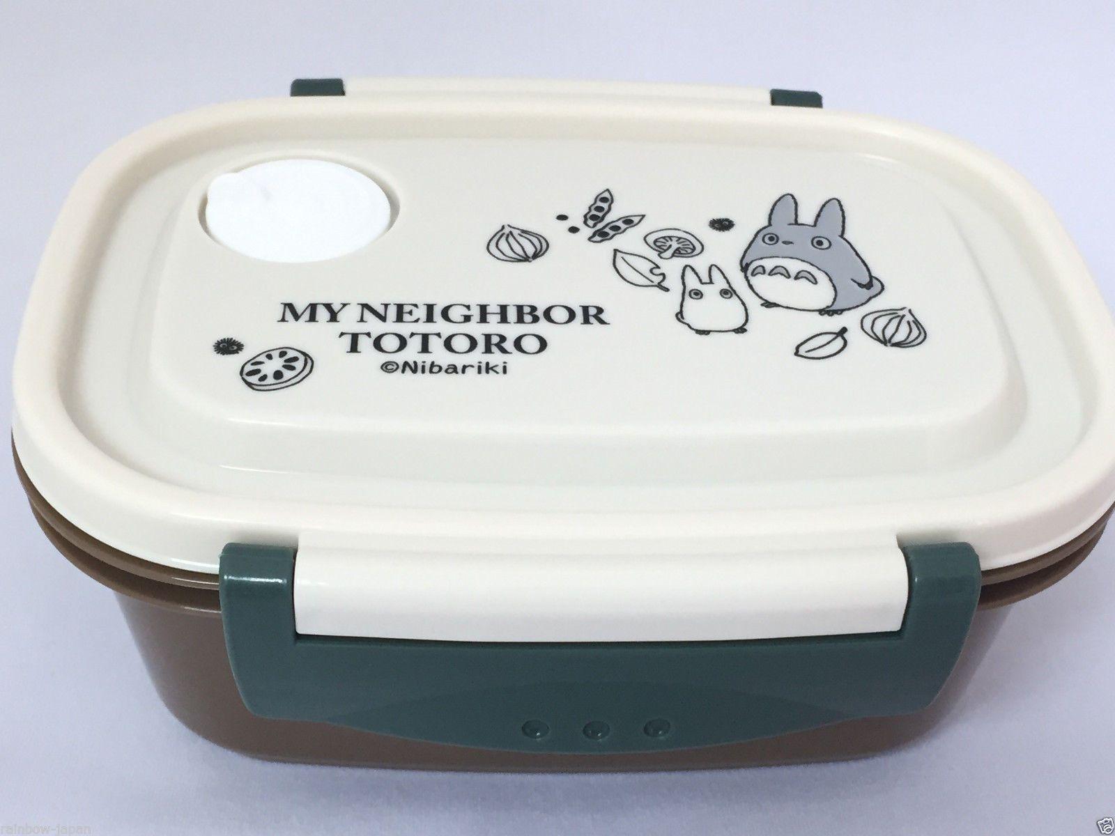 My Neighbor Totoro Food Container S 430ml Sketer Studio Ghibli From JAPAN