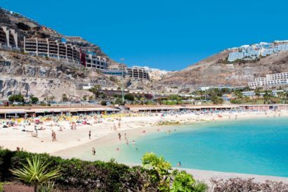 Holidays In Amadores Grancanaria Canary Islands Cheap
