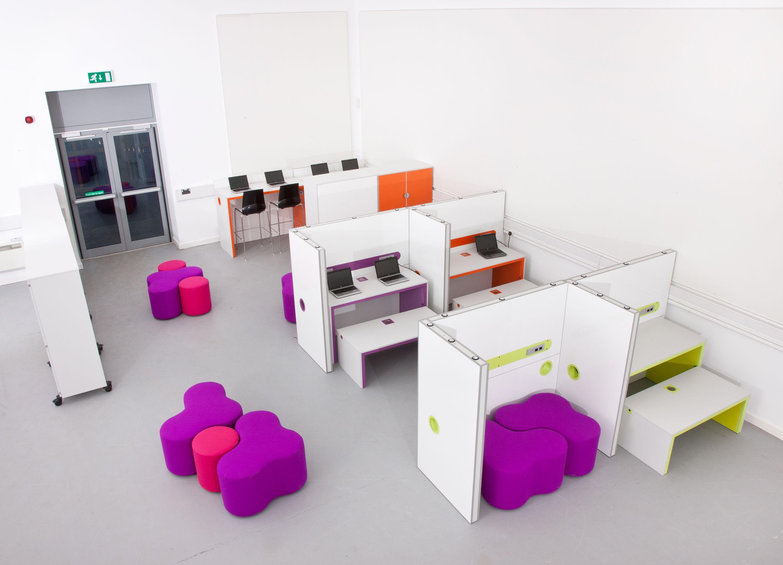 Flexible classroom and breakout furniture   Kip room ideas   Pinterest