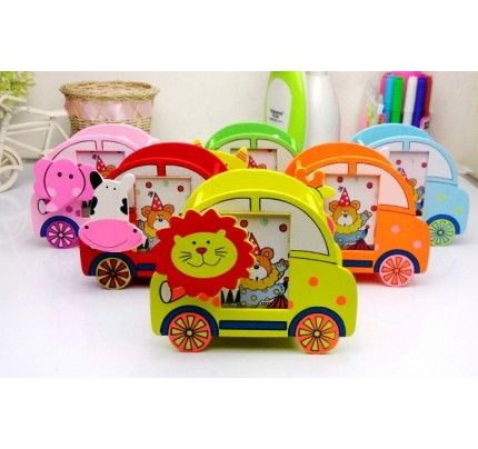 Return Gifts Car Frame Pen Stand 5 Birthday Presents