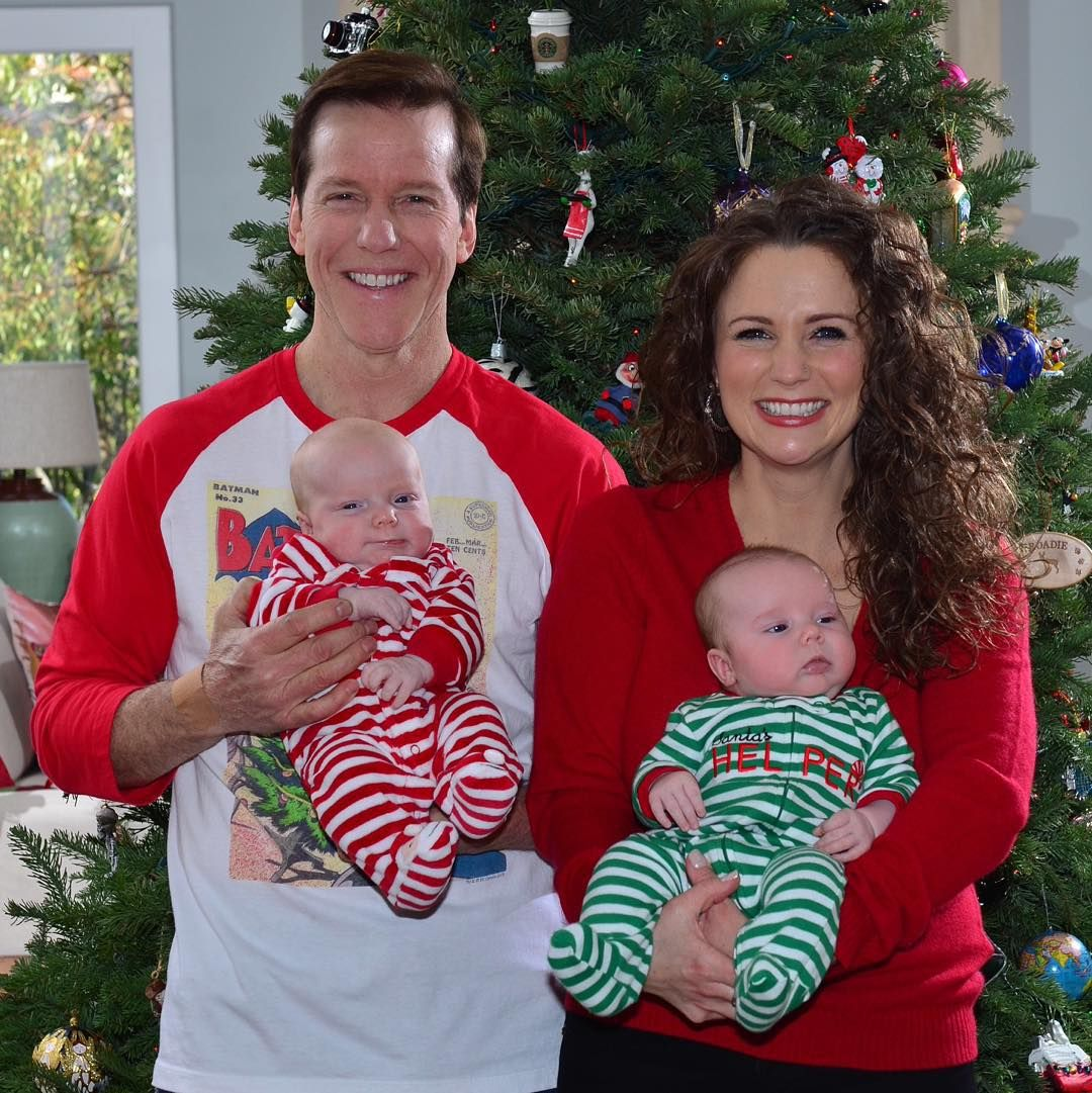 Babies\' first Christmas!! How are they only two months old?! | Jeff ...