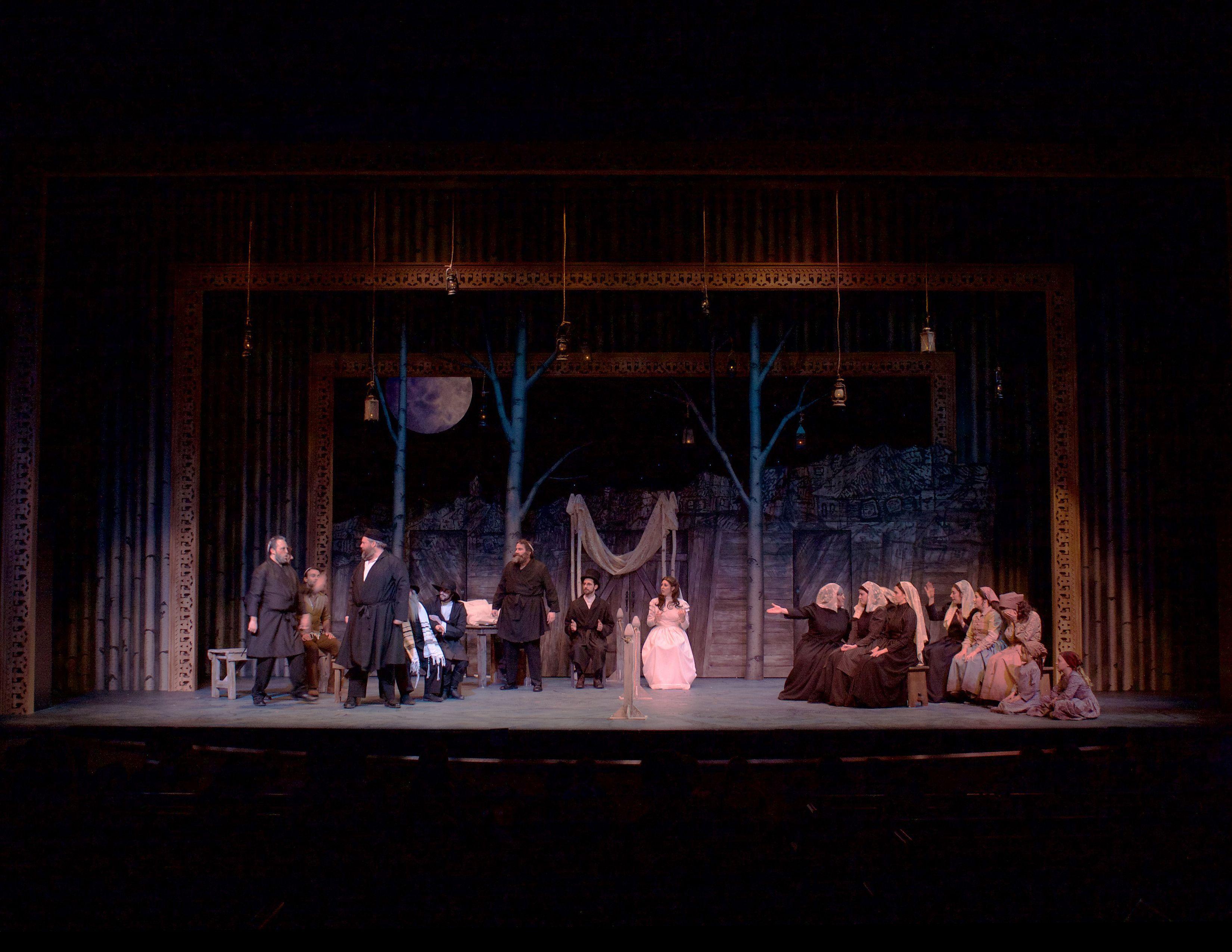 Fiddler On The Roof Arizona Broadway Theatre Set By Douglas Clarke Douglasclarkedesign Com Fiddler On The Roof Scenic Design Theatre Set