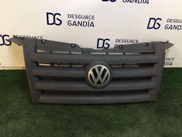 . Rejilla Delantera, Volkswagen Crafter, 2007, 2.5 TDI. Referencia motor: BJK