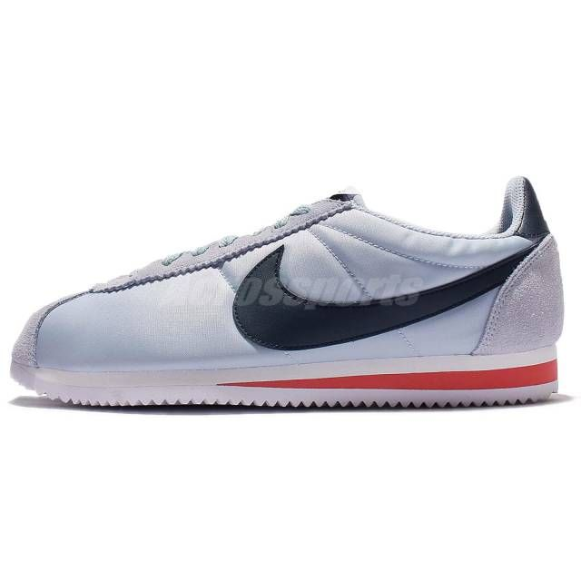 size 40 3f66b c09c8 Nike Classic Cortez Nylon Armory Blue Navy Classic Retro Men Shoes  807472-401   Kixify Marketplace