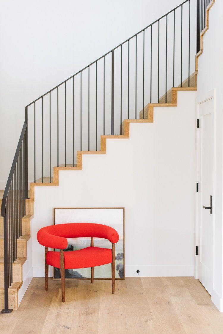 Modern Farmhouse Megan Bachmann Interiors Brick tile