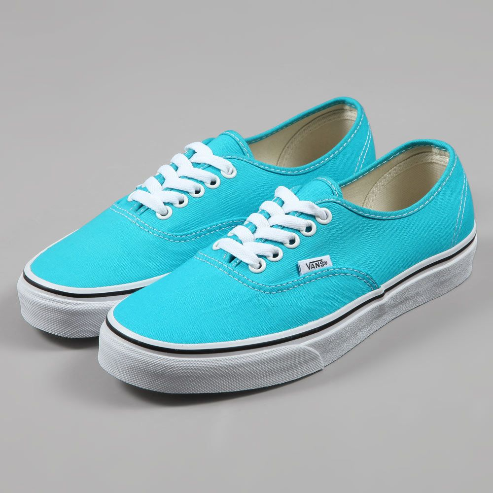 740dc4c698ea30 Light blue Vans- WANT!- 4.5 in men