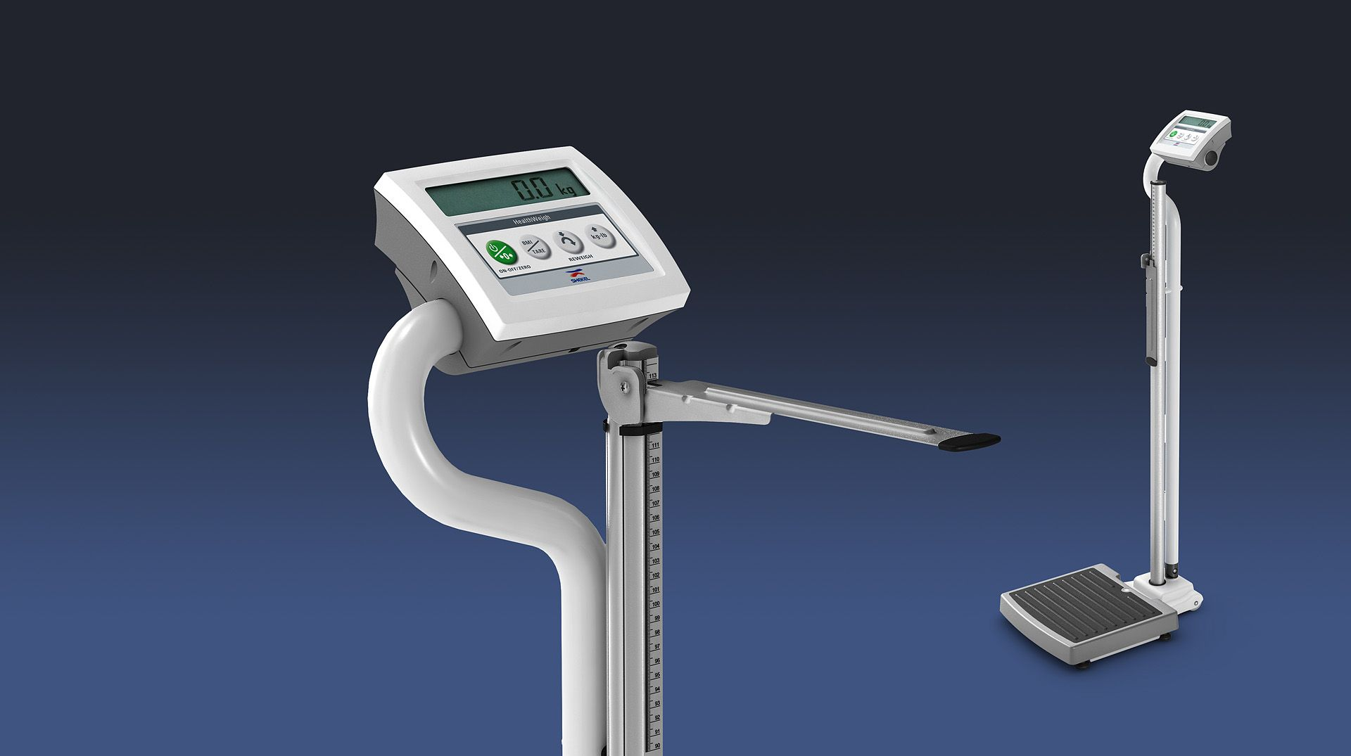 A series of healthcare scales done for shekel scales a