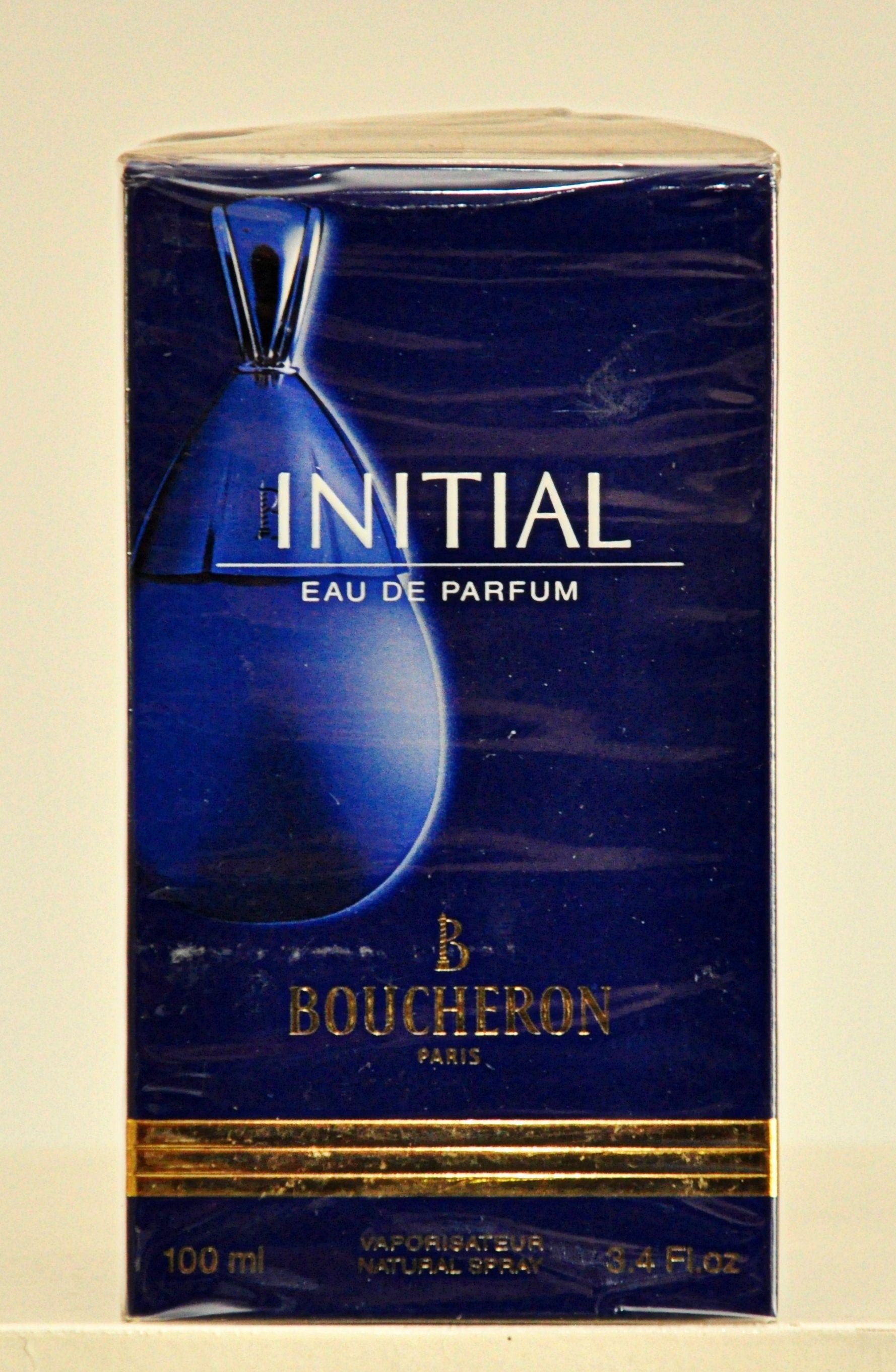 Boucheron Initial Eau De Parfum Edp 100ml 3 4 Fl Oz Spray Etsy Eau De Parfum Perfume Spray Perfume