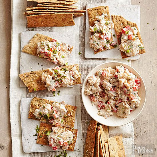 how to make salmon spread