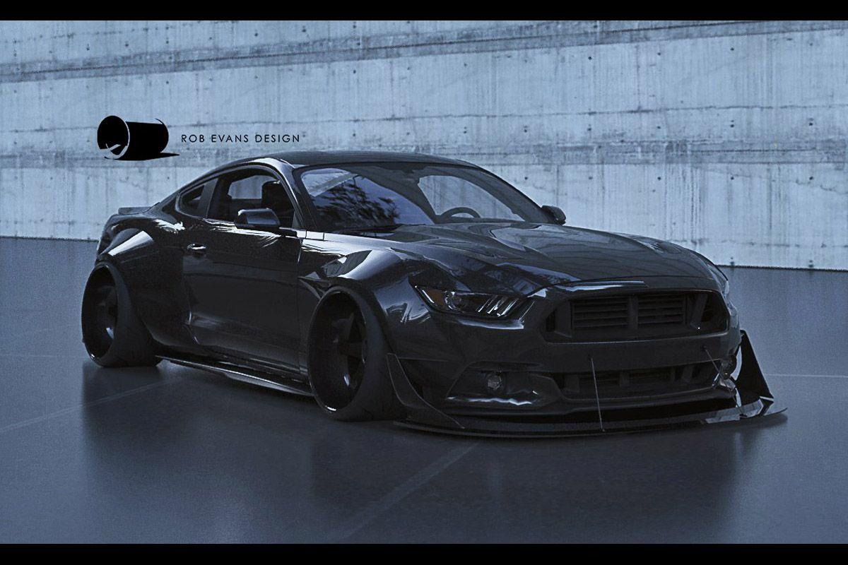 2015 mustang reinterpretation by rob evans design mustang pinterest car quotes 2015 cars. Black Bedroom Furniture Sets. Home Design Ideas