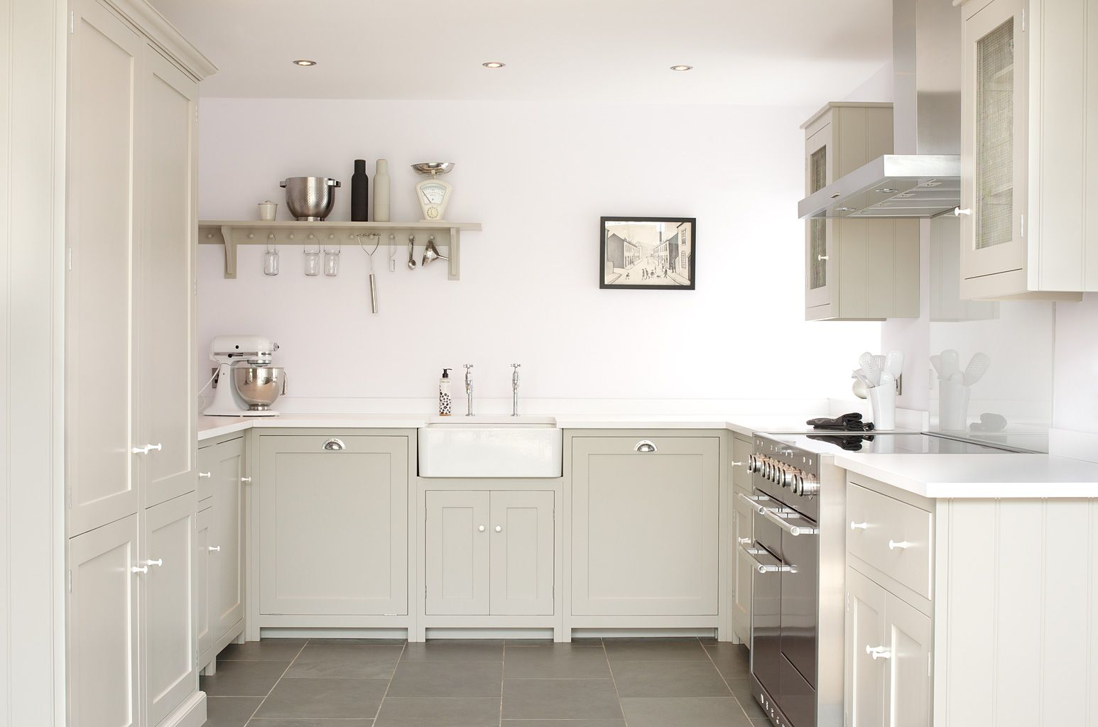 The beautiful Silverdale Shaker Kitchen by deVOL. | Kitchen | Pinterest