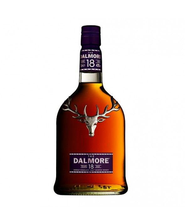 Dalmore 18 Years Single Malt Whisky 0,7 Liter