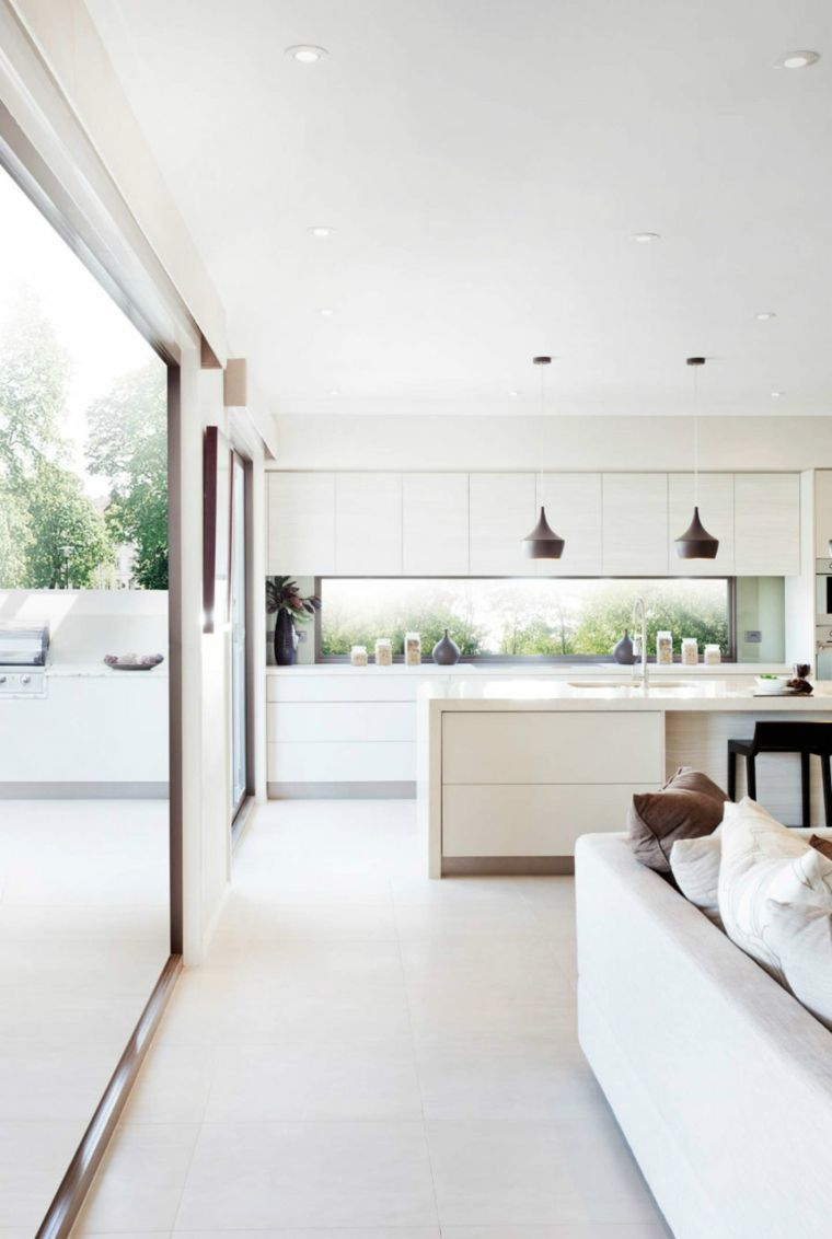 Diseño de cocinas ideas increíbles y modernas para el exterior »ideas vivas para inspirarse