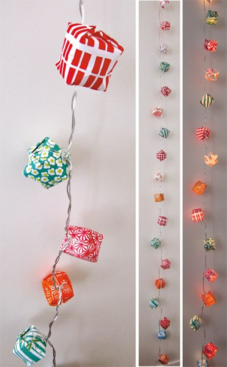 Guirlande lumineuse Home Deco Pinterest