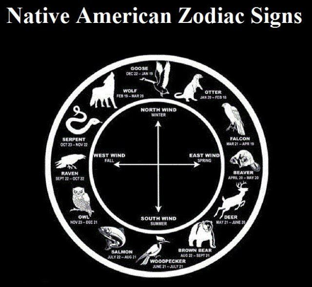 What Is Your Native American Animal Symbol In Western Astrology I