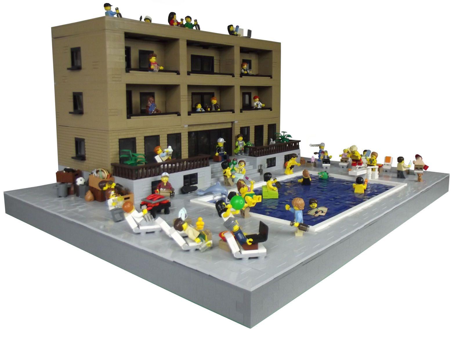 01 Cool Lego Creations Big Lego Sets Lego Furniture