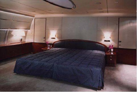 Private interior photos boeing 777 bbj flying machines for Interieur 777