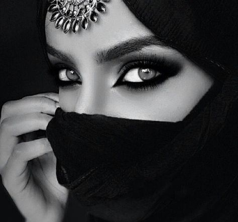 very nice good look all about the eyes  beautiful eyes