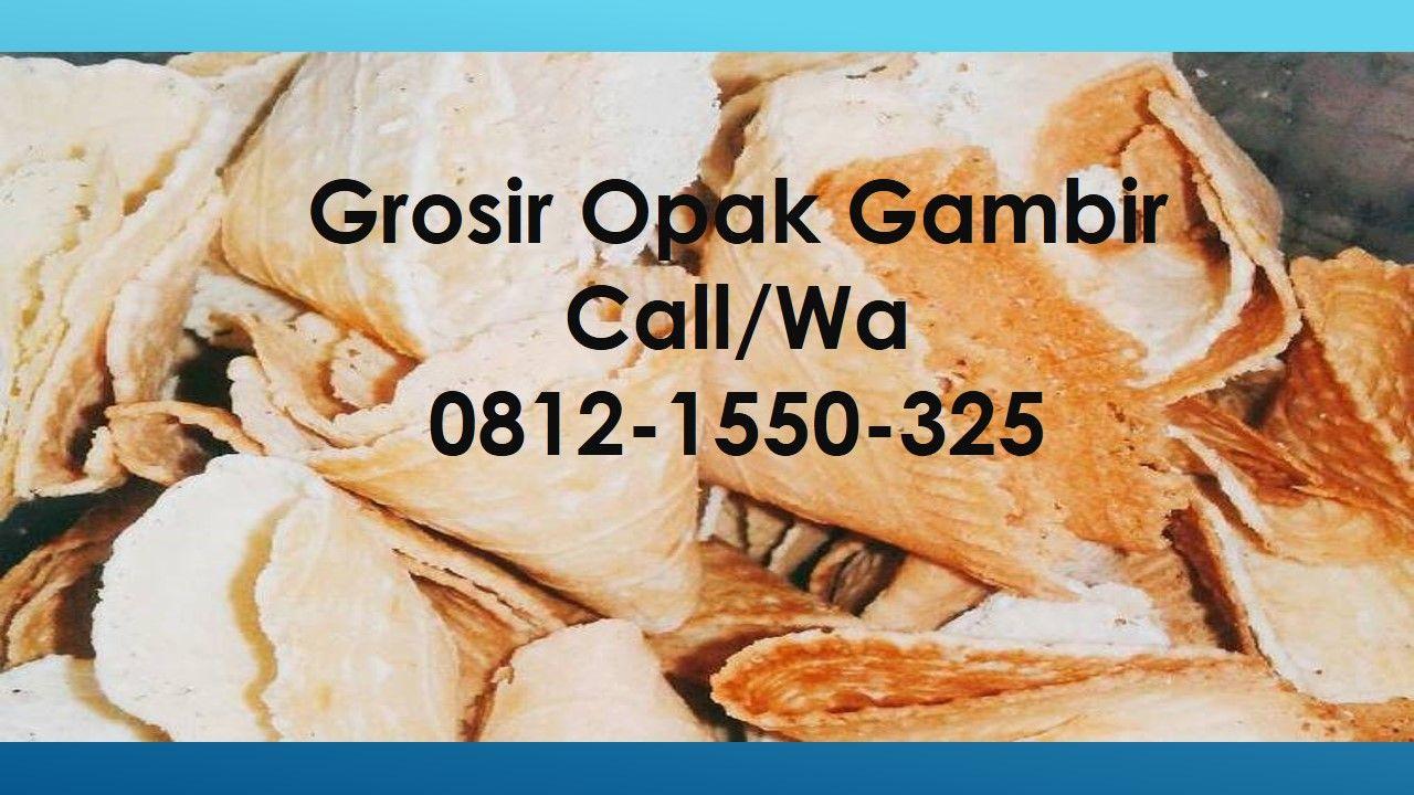 Ready Stock Call Wa 0812 1550 325 Grosir Opak Gambir Kepulauan Riau Di 2020 Kepulauan