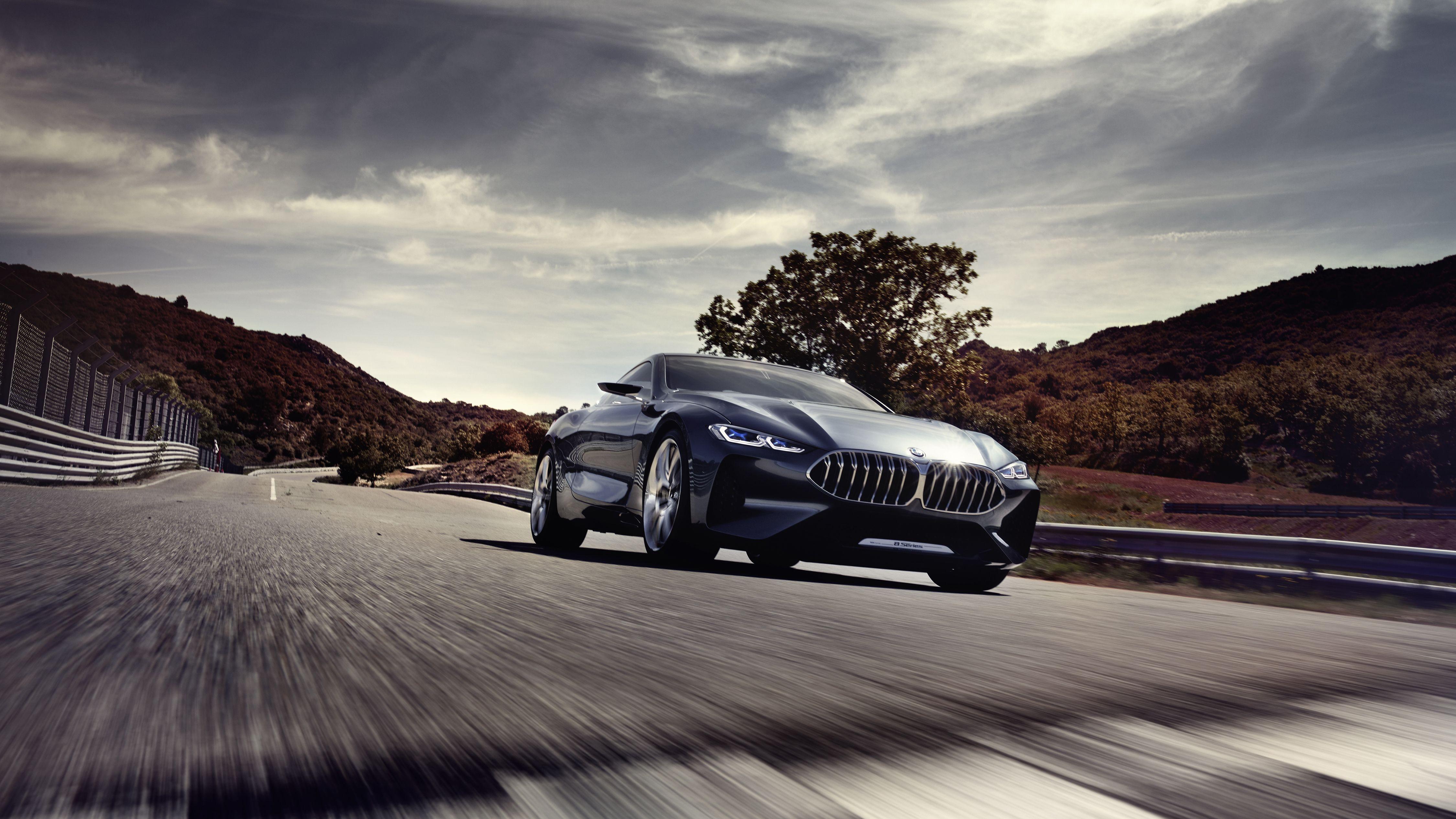 BMW Concept 8 Series 2017 | BMW | Pinterest | Bmw concept and BMW