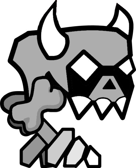 Geometry Dash Icon Coloring Pages Iconos