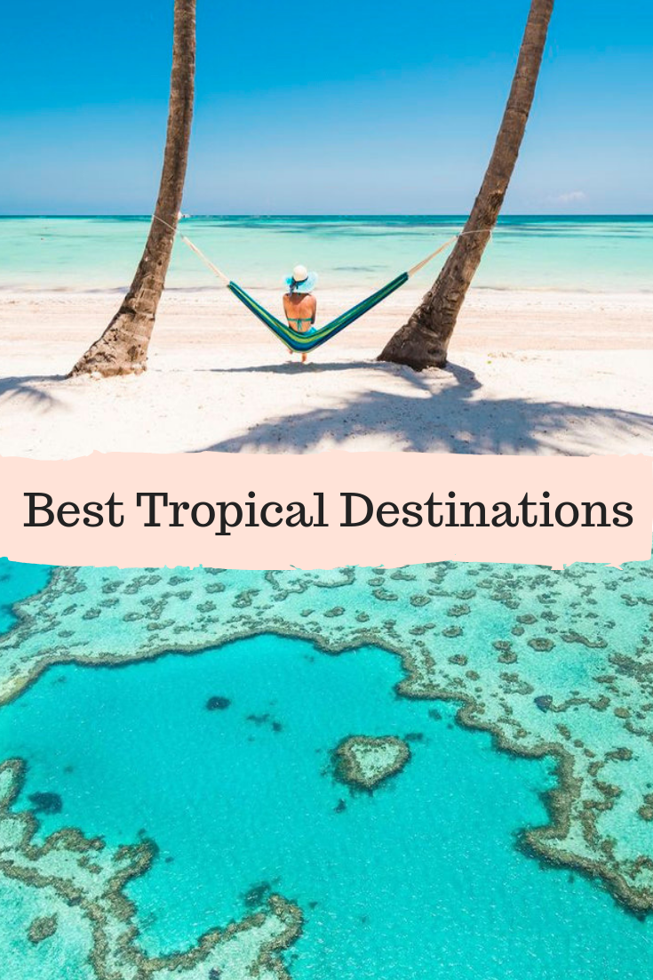 the 12 best tropical destinations for solo travelers | dream