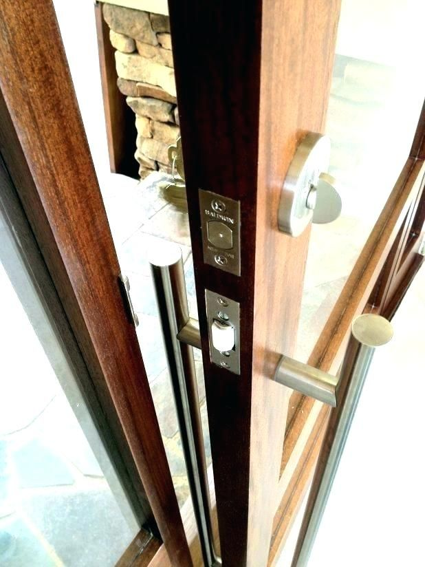 Double Entry Door Hardware Double Front Door Hardware S Double Entry Door  Hardware Baldwin Hardware Double