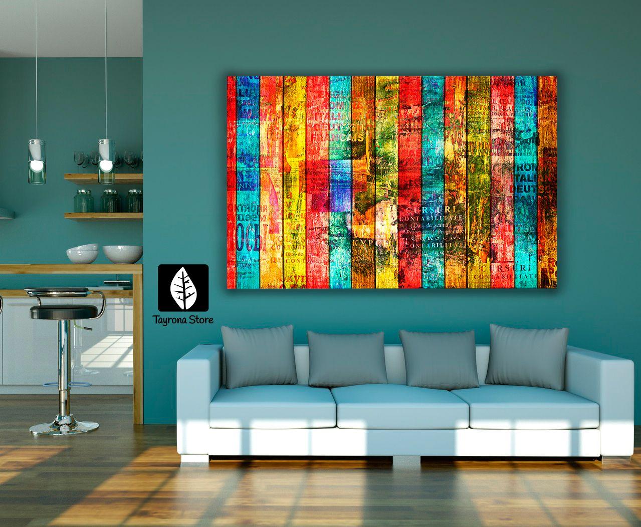 Cuadros Decorativos Abstracto 03 Tayronastore Cuadros Decorativos