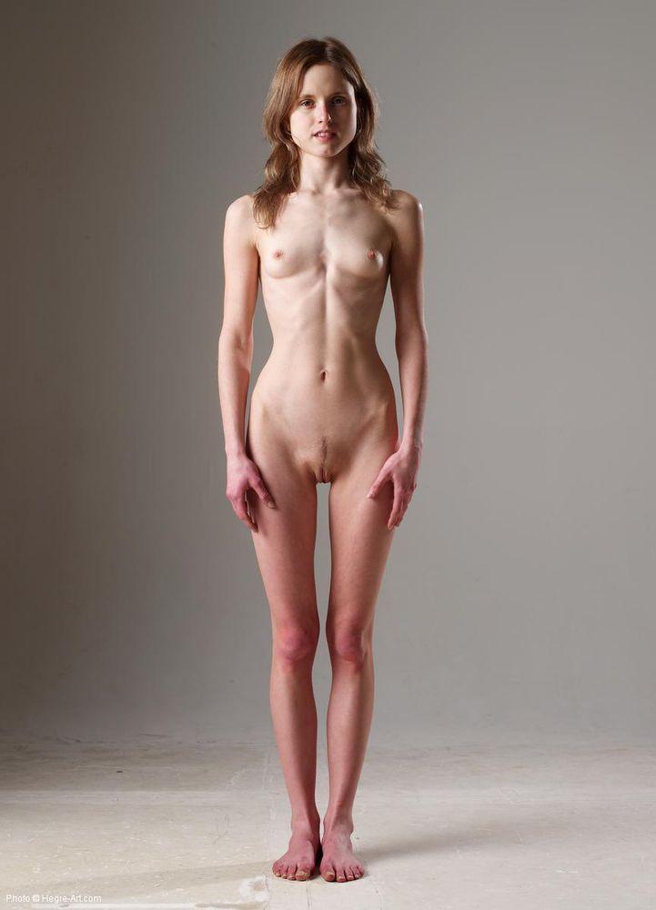 Худые голые модели фото