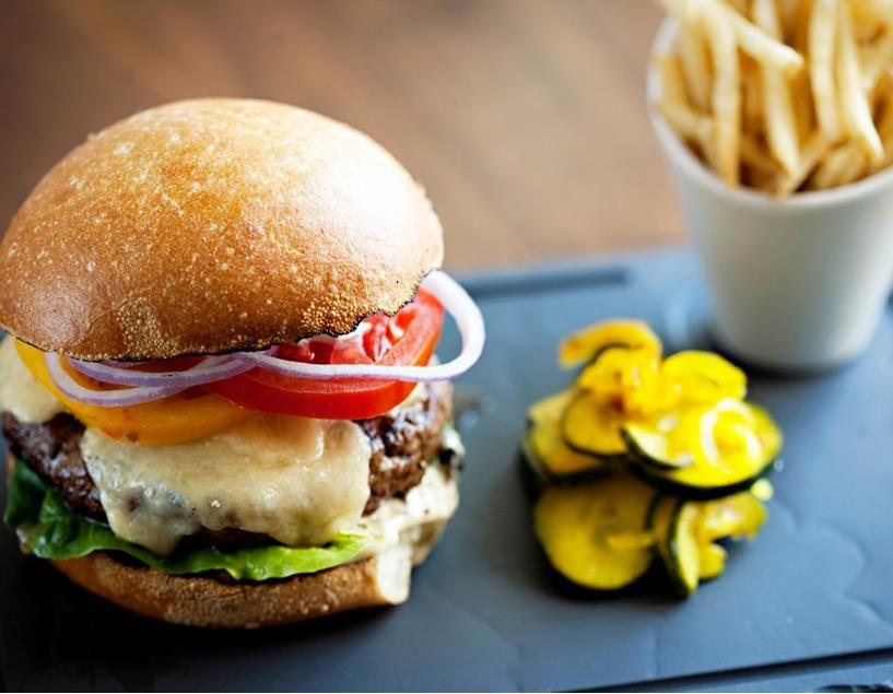 Image result for ATRIO burger