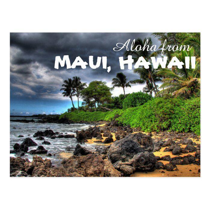 Aloha from Maui Hawaii