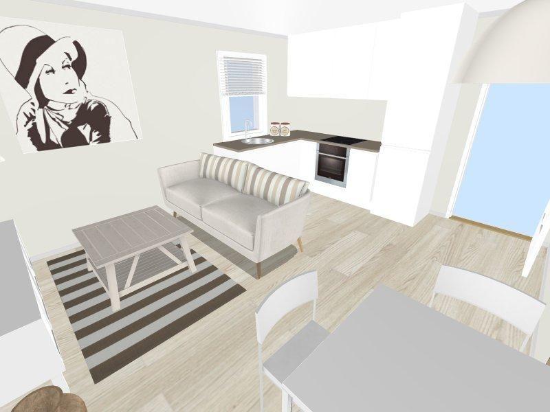 Salon Z Aneksem Kuchennym 18m Kuchnia I Jadalnia Forum I Wasze Wnetrza Leroy Merlin Home Decor Home Decor