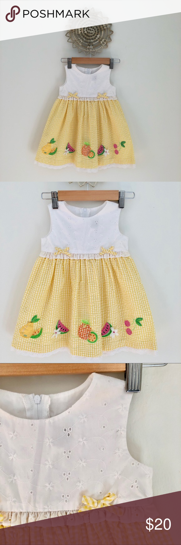 Good Lad Toddlers Yellow Summer Dress Size 18 Mos Good Lad Toddlers Yellow Summer Dress Size 18 Mos Excellent Summer Dresses Yellow Dress Summer Size 18 Dress [ 1740 x 580 Pixel ]