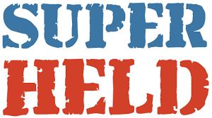 Afbeeldingsresultaat voor superhelden logo