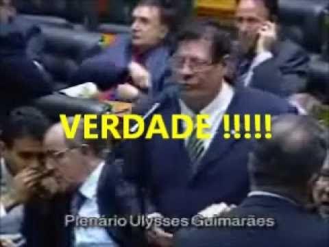 Dep. Chiarelli Congresso assalta o povo brasileiro