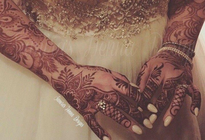 Mehndi Henna Wedding : Mehndi maharani finalist samira s henna designs
