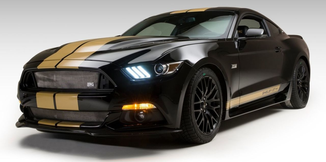 Here's How to Rent a Muscle Car Ford mustang shelby gt