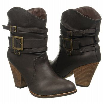 MIA Dawn Boots (Charcoal) - Women's Boots - 10.0 M