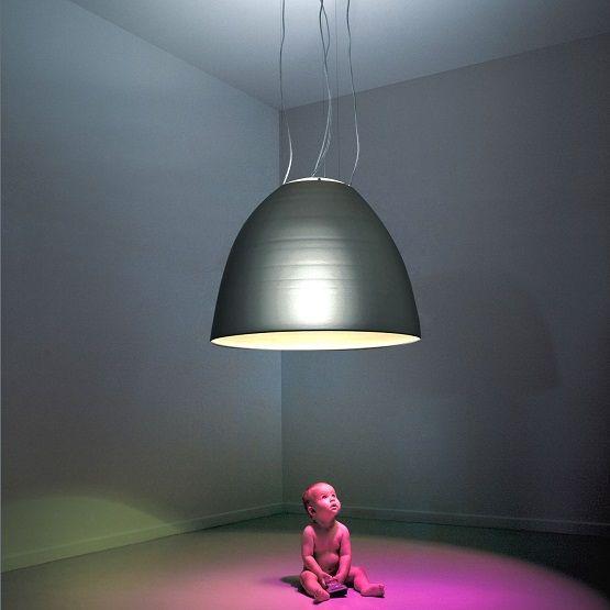 Suspension Nur Metamorfosi Luminaire Contemporain
