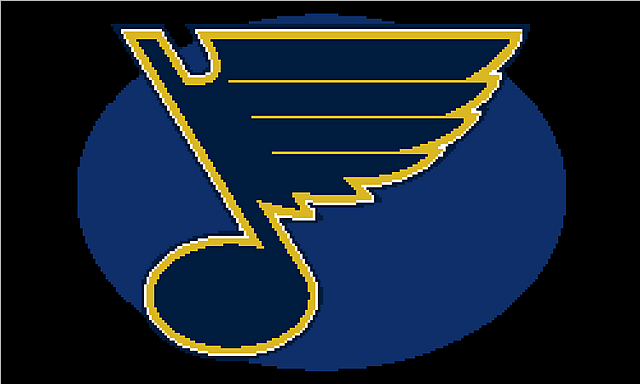 Stl Full Wordmark 2016 17 Pres St Louis Blues Logo St Louis Blues Lettering