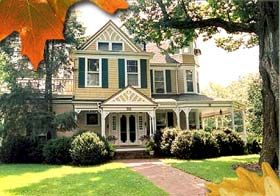The Oaks Victorian Inn Christiansburg Va Virginia Travel Places