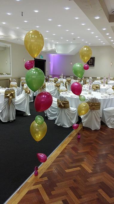 Balloon Strands Balloonartau Birthday Decorations Delivery Helium