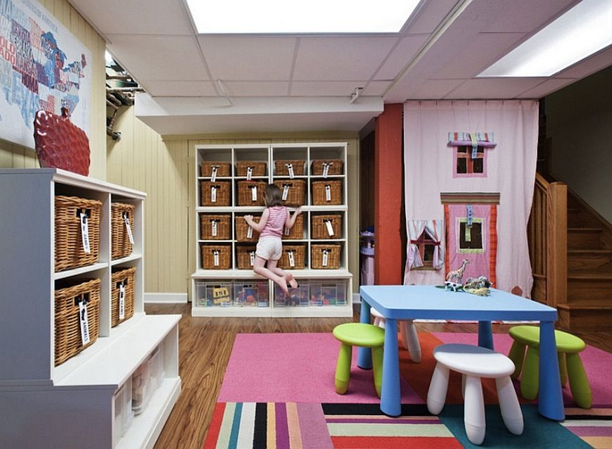 Image Result For Cool Kids Playrooms