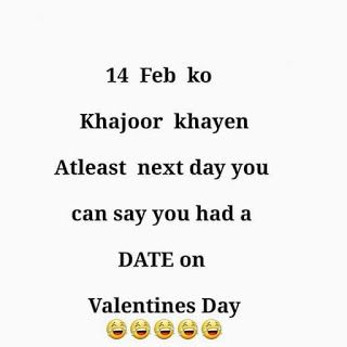 Sarcastic Jokes Of The Millennium Valentine Day Joke Advantage Of Being Single Valentines Day Jokes Best Lyrics Quotes Valentine Jokes