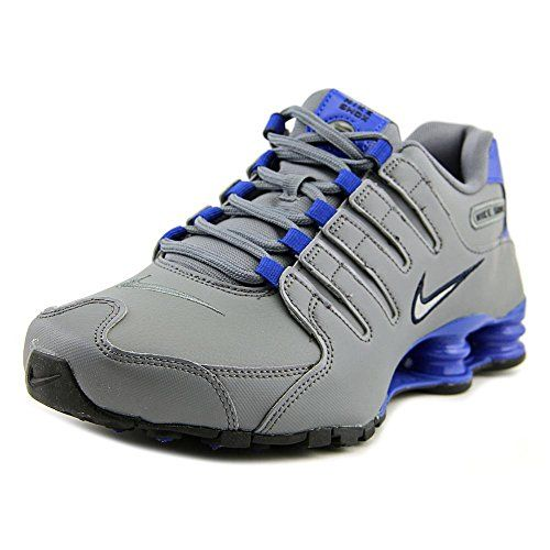 low priced b2d81 39aee Nike Shox NZ Men US 8 Gray Running Shoe     Continue to the product at the  image link. (This is an affiliate link)  runningmensfootwear
